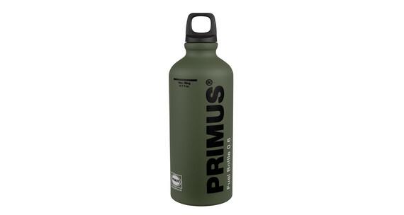 Primus Fuel Bottle 600ml forest green